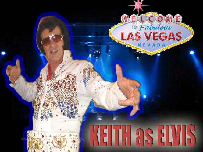 Elvis Impersonator Tribute To Elvis In Tampa Bay Florida